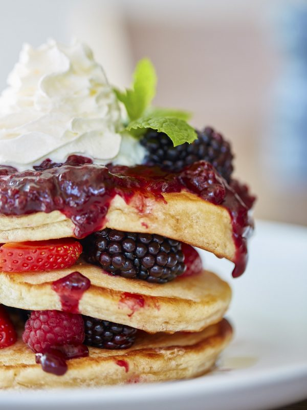 Fruity Pancakes - Gastrono-Me Bury St Edmunds, Best Brunch in Suffolk