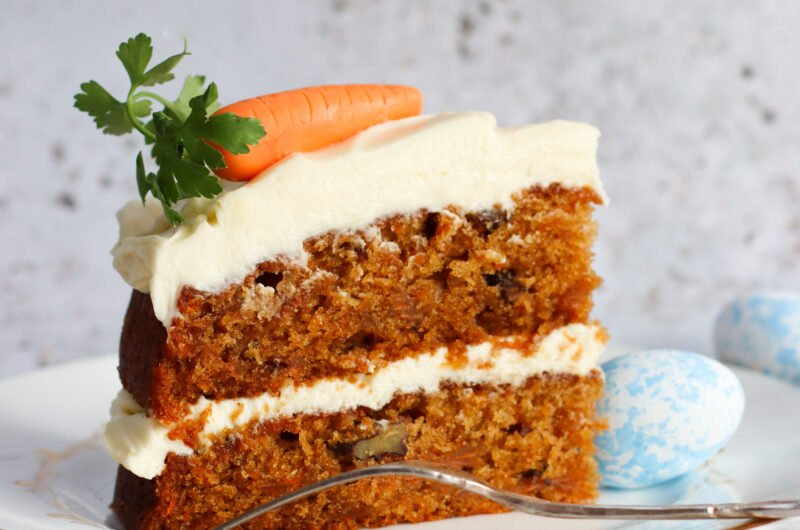 Can't Resist Carrot Cake